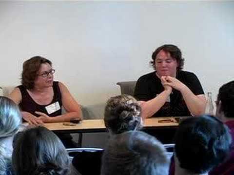 Authors@Google: Kelly Link and Karen Joy Fowler