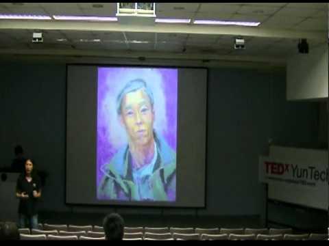 TEDxYunTechU-Min-Chung Lee-Min-Chung Lee's painting stories(李民中的創作故事).mov