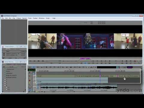 Media Composer: How to use the Slip mode   lynda.com tutorial