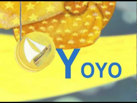Y is for Yoyo