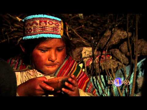 THE MAGIC FOLKHEALERS IN THE ANDES