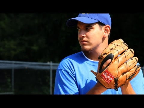 How to Pitch a Palmball | Baseball Pitching