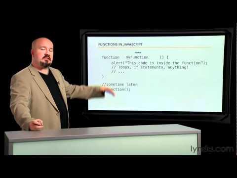 Computer programming: How to write code functions   lynda.com tutorial
