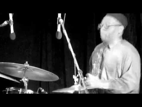 Lewis Nash Plays a Drum Solo Using Brushes