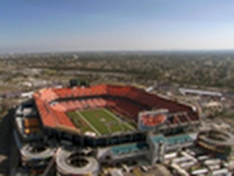 Super Secure Stadium