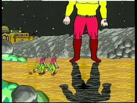 Puppet Show - Lot Pot - Episode 112 - Vinashkari Deva - Kids Cartoon Tv Serial - Hindi