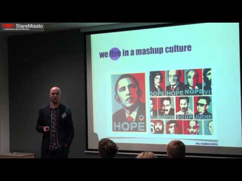 TEDxStareMiasto - Szymon Sikorski - How technolodgy and communication are changing societies?