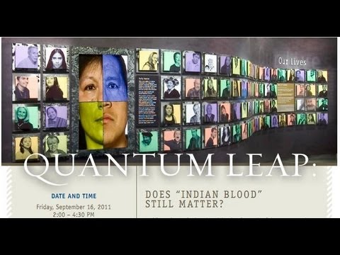 "Quantum Leap: Does ""Indian Blood"" Still Matter?"