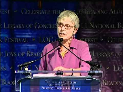 Susan Cooper: 2011 National Book Festival