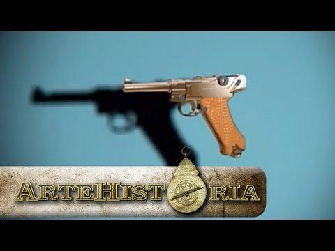Luger Parabellum P 08