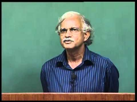 Mod-01 Lec-13 Contemporary Issues In Modelling Population Processes