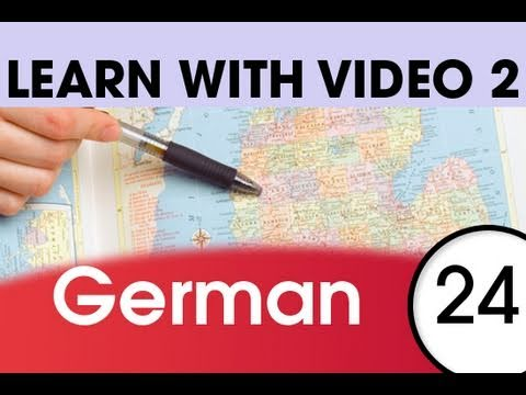 Learn German with Video - 5 Must-Know German Words 1