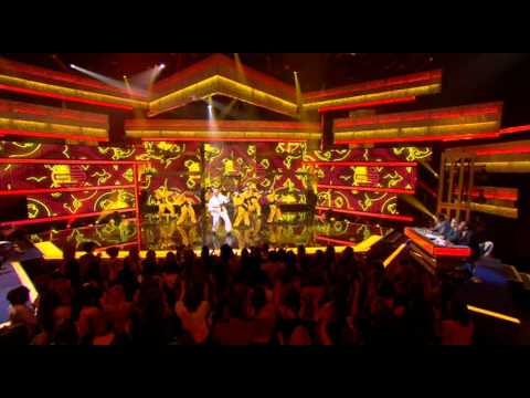 Let's Dance For Comic Relief:  Marcus Brigstocke is Kung Fu Fighting