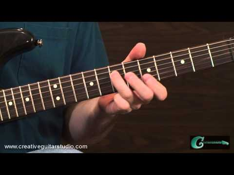 GUITAR THEORY: Relocating Melodic Passages
