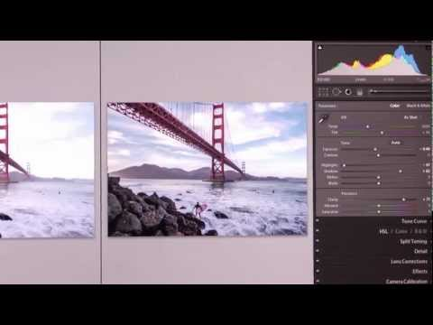 Highlight and Shadow Recovery with Lightroom 4