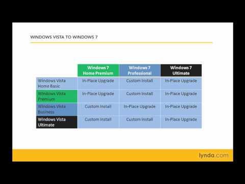 Windows: Upgrading from other Windows versions   lynda.com