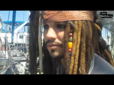 The Adventures of Young Jack Sparrow : Behind The Scenes