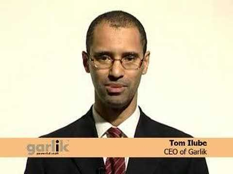 Technology Pioneer 2008 - Tom Ilube (Garlik)