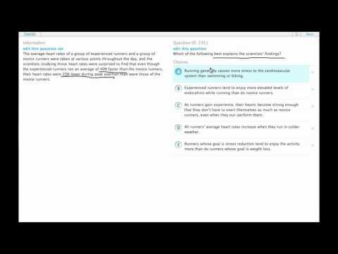 Grockit GMAT Verbal - Critical Reasoning: Question 3351