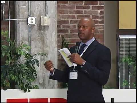 TEDxAkron - Dr. Eric Johnson - Building Blocks to Creating a Competitive City in the 21st Century
