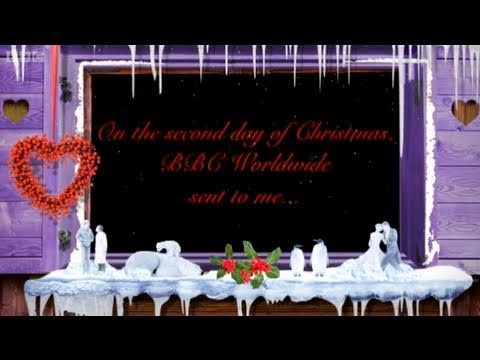 BBC Worldwide 12 Days of Christmas: Day 2