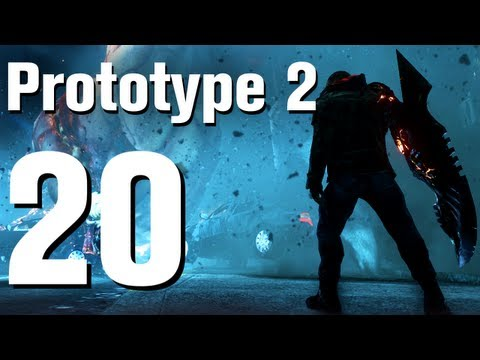 Prototype 2 Walkthrough Part 20 - A Stranger Among Us 2 of 2 [No Commentary / HD / Xbox 360]
