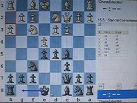 Game Analysis (Class A vs. Master) - Chess Network