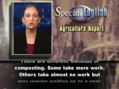 VOA Learning English - Agriculture Report # 394