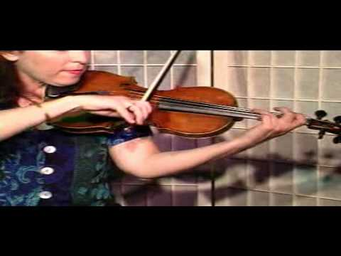 "Violin Lesson - Song Demonstration - ""Bona Vista Harbor"""