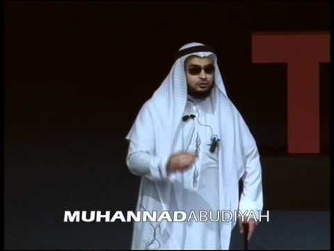 TEDxArabia talk - Muhannad Abu Diyah - Your Ideas = Gold  [Full Version]