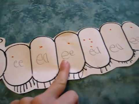 Grade 1 - Language. Centepede spelling