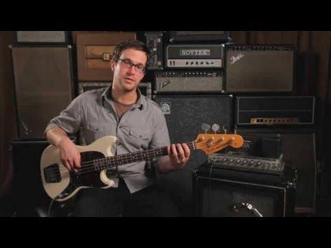 Bass Chords: How to Play a D Sharp/E Flat Major Triad