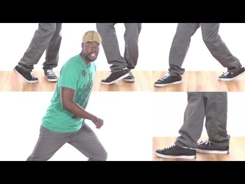 How to Do the Crazy Legs Dance
