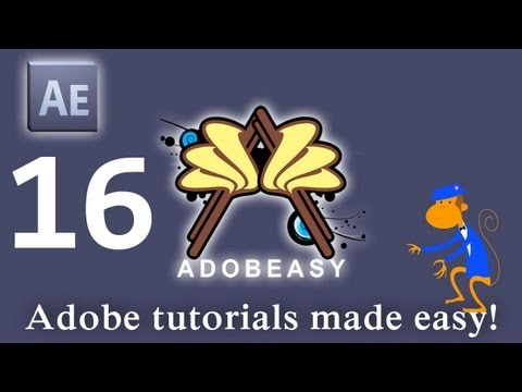 Adobe After Effects Wiggler Earthquake Tutorial