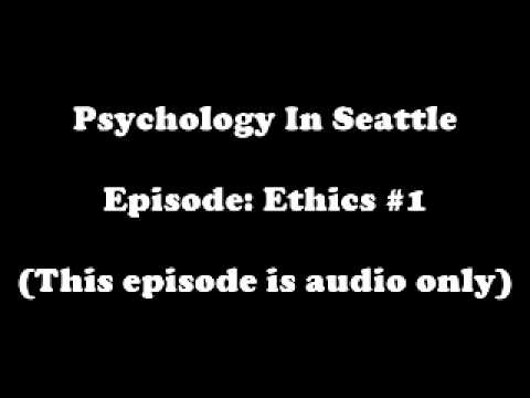 Psychology Ethics #1