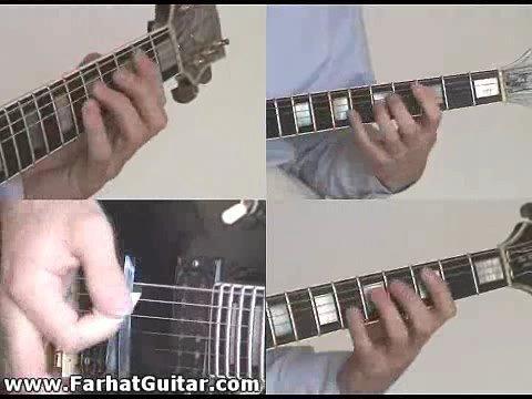 Master of Puppets Metallica  Guitar Cover 4 www.farhatguitar.com