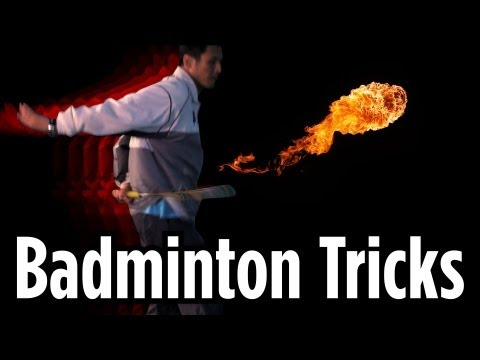 Tricks | How to Play Badminton