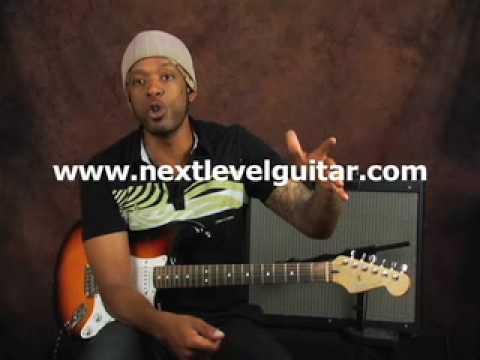 Guitar gear demo vintage DeArmond weeper Wah pedal effect
