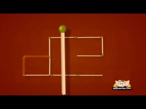 Matchstick Puzzles - 10