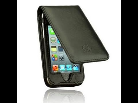 Splash iPod Touch 4G Flip Case Unboxing & Review