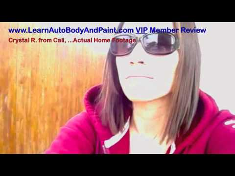 Learn Auto Body And Paint Testimonial of The VIP Members Course & Community!