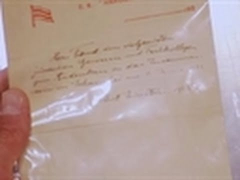 Auction Kings - Letter From Einstein