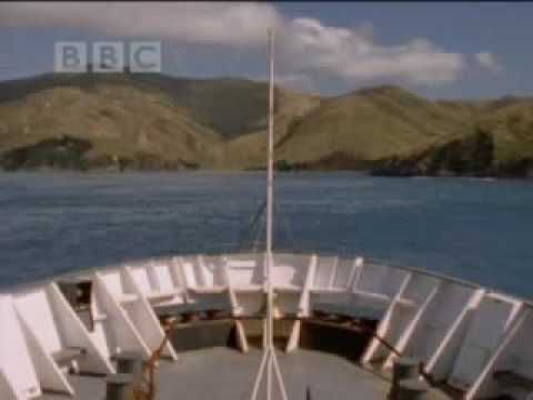 Michael Palin in New Zealand - BBC