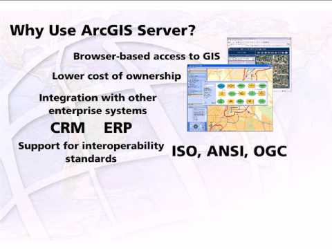 Introduction to ArcGIS Server