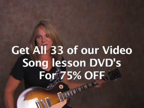 "Led Zeppelin "" Bring it on home"" guitar lesson DVD Preview"
