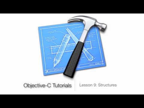 Objective-C Tutorial - Lesson 9: Part 1: Data Structures
