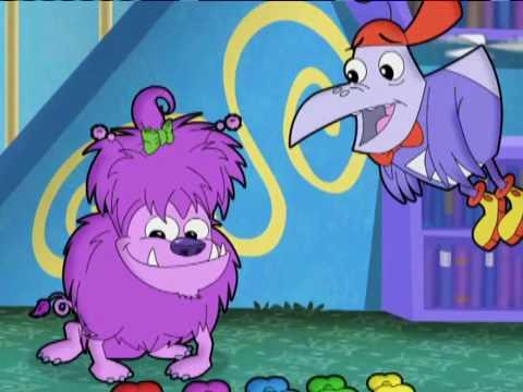 """Cyberchase Sneak Peek:  """"The Deedle Beast"""" Premieres Oct 5!   PBS KIDS GO!"""
