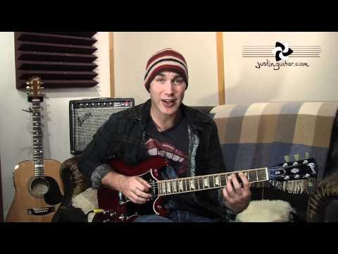 Triad Chord Grips (Guitar Lesson IM-151) How to play IF Stage 5