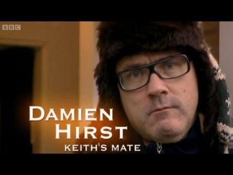 Keith Allen & Damien Hirst - A Taste of My Life - BBC