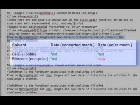 The Complete Mechanism Challenge